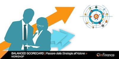WORKSHOP   La Balanced Scorecard: passare dalla strategia all'azione - ed. Padova