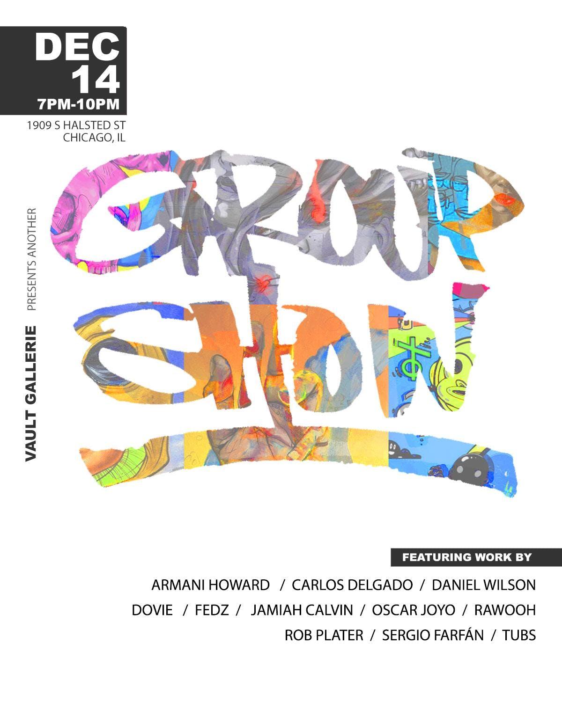Vault Gallerie Presents - Group Show - Art Ex
