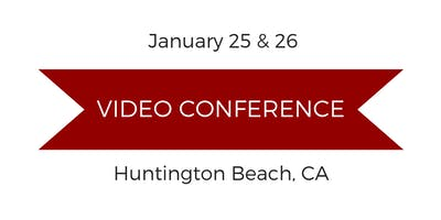 Love and Respect Video Marriage Conference - Huntington Beach, CA