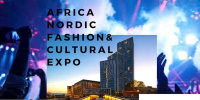 Africa and nordic fashion and cultural expo