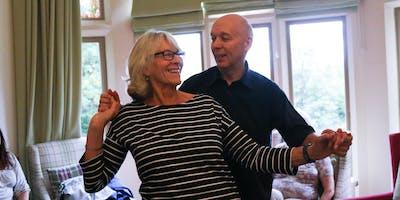 Smart Dance Works: smooth modern jive
