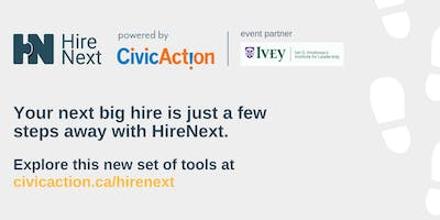 Your Next Big Hire is Just a Few Steps Away!