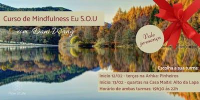 Curso de Mindfulness Eu S.O.U. (Fev/2019)