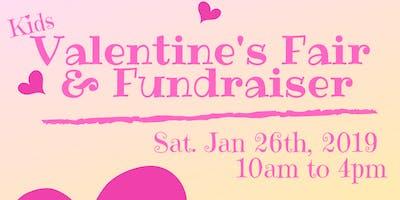 Kid's Valentine Fair  and Craft Show