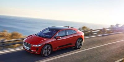 Jaguar Electrifies Experience Takes Los Angeles