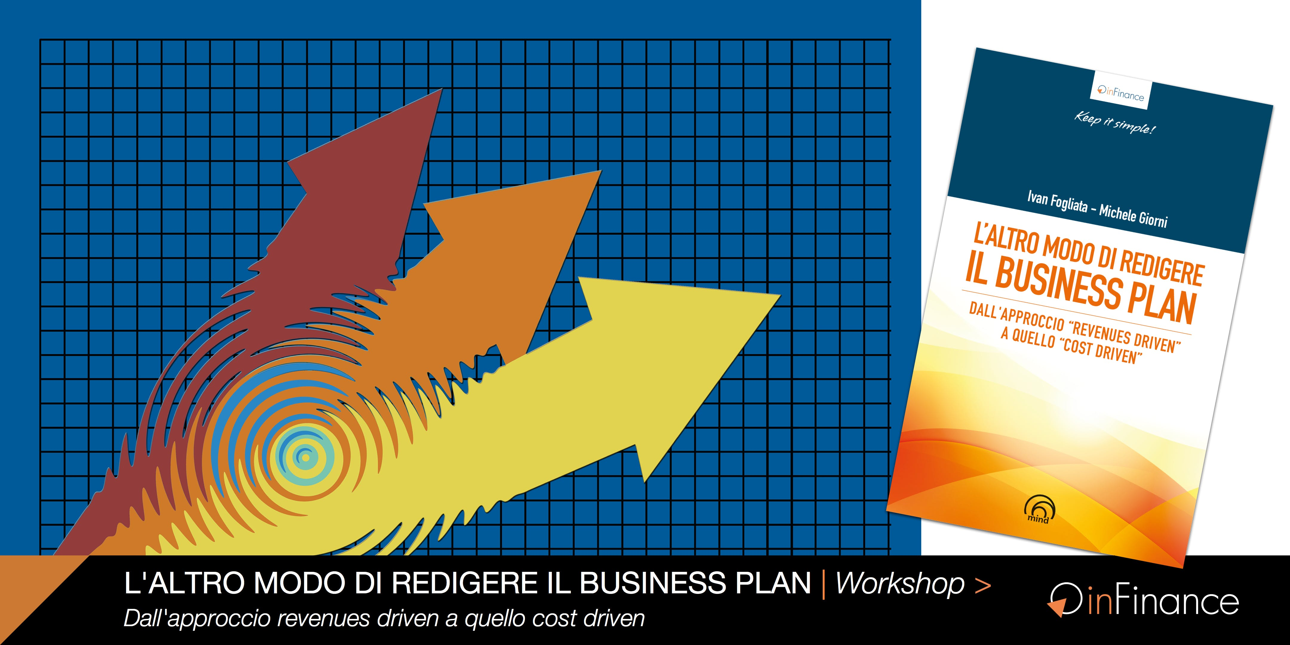 WORKSHOP | L'altro modo di redigere il Business Plan - ed. ROMA