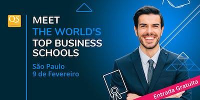 World MBA Tour São Paulo - Feira de MBAs Internacionais