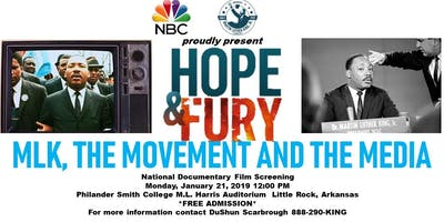 2019 National Screening of NBCUniversal and Comcast's Hope and Fury: MLK, the Movement and the Media