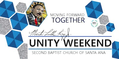 Martin Luther King, Jr., Unity Weekend
