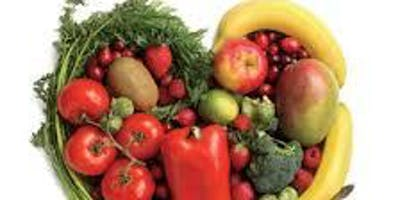 Say YES to Fruit & Vegetables