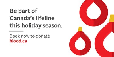 Boxing Day Donor Centre