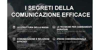 I 5 SEGRETI DELLA PNL E COMUNICAZIONE EFFICACE
