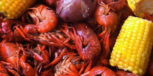 Space City Crawfish Boil Fundraiser 2019