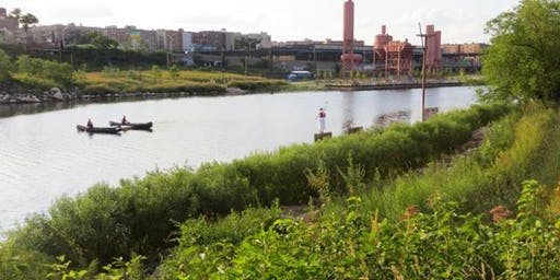 Bronx River Estuary Paddle 7/6/2018