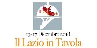 Il Lazio in Tavola