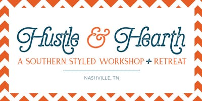 Hustle & Hearth: Photography Workshop