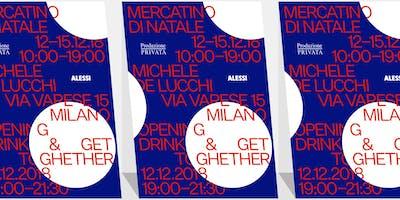 Mercatino Natalizio del Design Michele De Lucchi