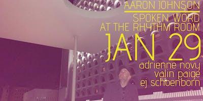 Aaron Johnson + Adrienne Novy | The Rhythm Room