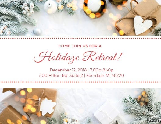 Holidaze Retreat