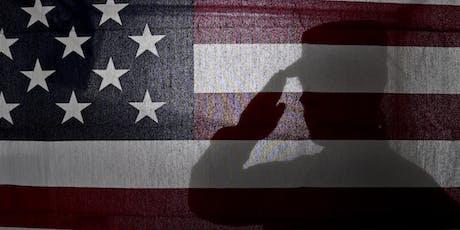 Veterans & Active Service Members Entrepreneurial Networking Luncheon tickets