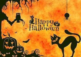Belated Halloween Bash!