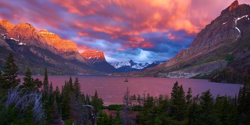 Glacier National Park 4-Day Photography Workshop with Lodging