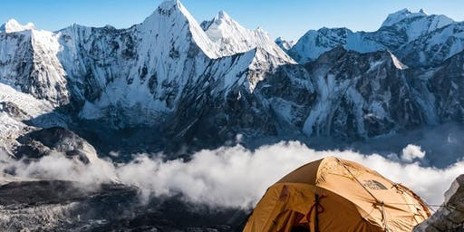 Climbing Island Peak with Everest Base Camp Expedition