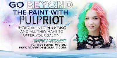 Creative Color Demo with Pulpriot