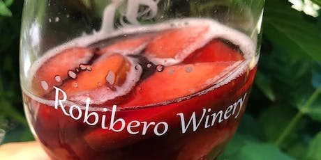 Sangria Festival at Robibero Winery tickets