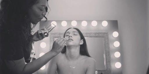 Makeup Sip N Paint Mastercl