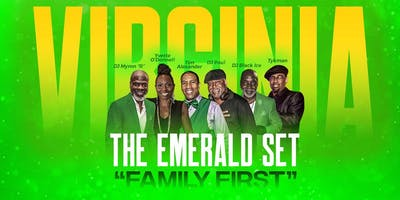 """The Emerald Set \""""Family First\"""""""