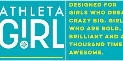 Athleta Girl: Make Your Move w/ Studio Azul Seattle
