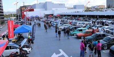 8th Annual European Car Show #EURO19 at the Petersen Museum