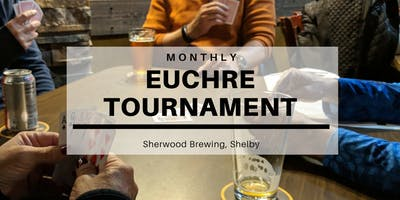 Euchre Tournament at Sherwood Brewery