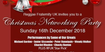 Win 1 Or 2 Reggae Fraternity UK Christmas Networki