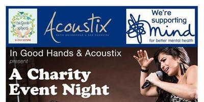 Acoustix & IGH Charity Event