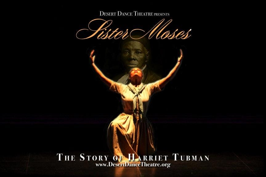 Sister Moses: The Story of Harriet Tubman ~ Phoenix