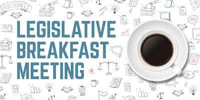 CBIA/Tolland County Chamber of Commerce Legislative Breakfast
