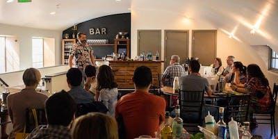 2019 H&L Cocktail Academy- Cocktails 102