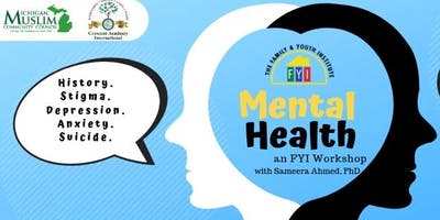 The Family and Youth Institute's Mental Health Workshop
