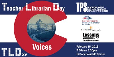 Teacher Librarian Day 2019: Voices