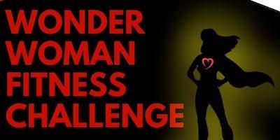 DDF Wonder Woman Fitness Challenge