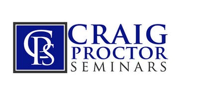 Craig Proctor Seminar - Las Vegas - Las Vegas - March Thursday 7 2019