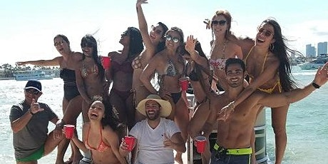 Boat Party South Beach tickets