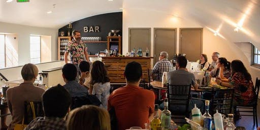 2019 H&L Cocktail Academy- Cocktails 101