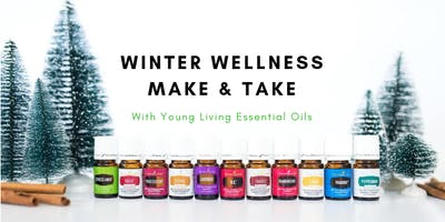 Young Living Christmas Tree.Winter Wellness Make Take W Young Living Essential Oils