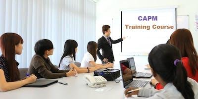 CAPM Training Course in Oshkosh, WI