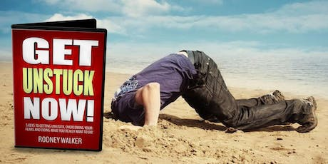 """Life Coaching - """"GET UNSTUCK NOW"""" for New Beginnings - Charlotte, North Carolina tickets"""