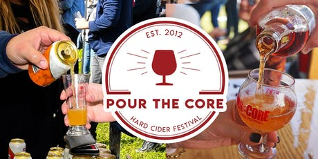 Pour the Core: Philly tickets