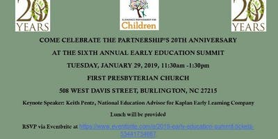 2019 Early Education Summit